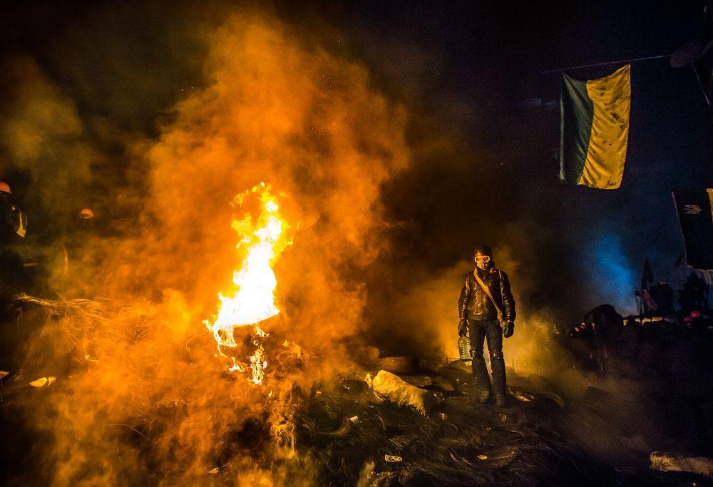 Protest in Ukraine
