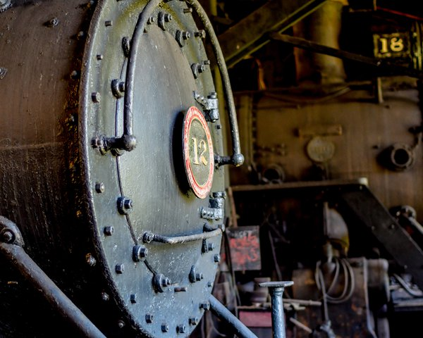 Abandoned Steam Engines thumbnail