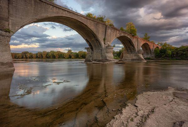 The Interurban Railroad Bridge thumbnail