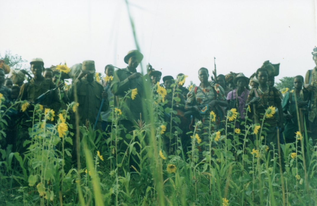 How a Notorious Ugandan Rebel Group Used Everyday Snapshots as Propaganda