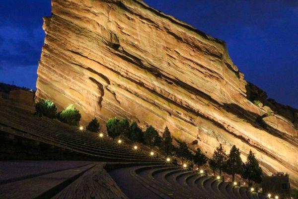 Dusk at Red Rocks thumbnail