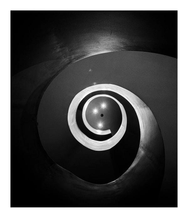 Barney's Spiral Staircase 3, Chelsea, NY  thumbnail