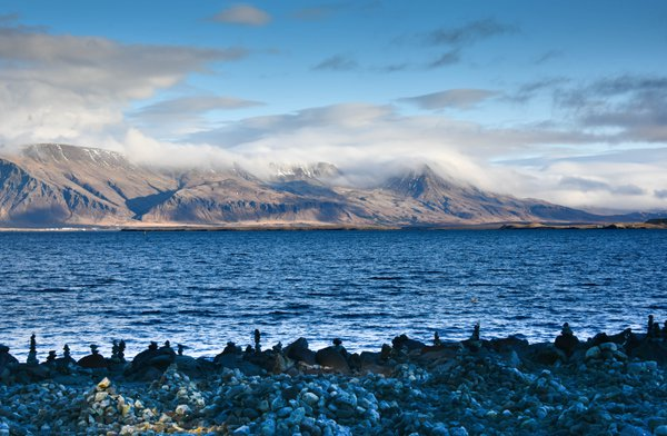 Smoky Bay, Reykjavik, Iceland thumbnail
