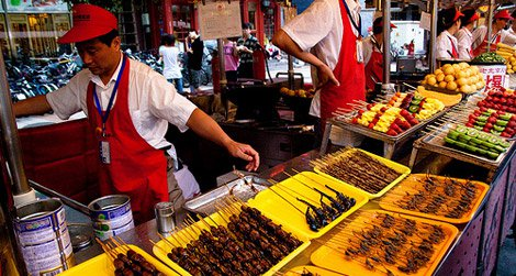 What foods can't you get on a stick these days?