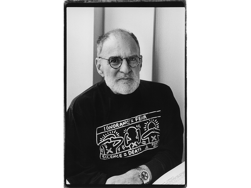Playwright and AIDS Activist Larry Kramer Dies at 84