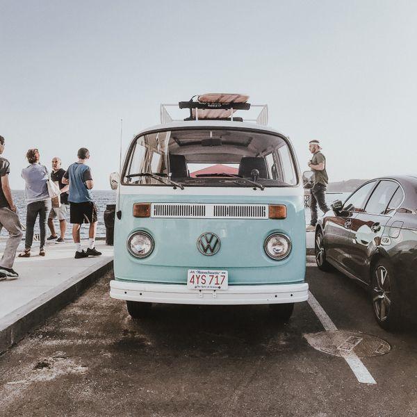 VW Beach Bus thumbnail