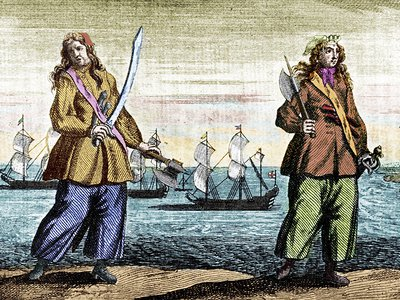 Anne Bonny and Mary Read are just two of the famous female pirates who pillaged their way to fame.