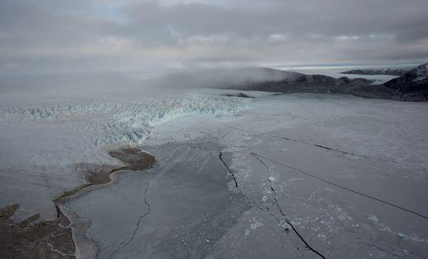Tidewater glacier thumbnail