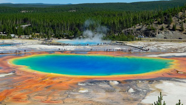 Grand Prismatic Spring thumbnail