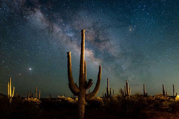 San Manuel Milky Way thumbnail