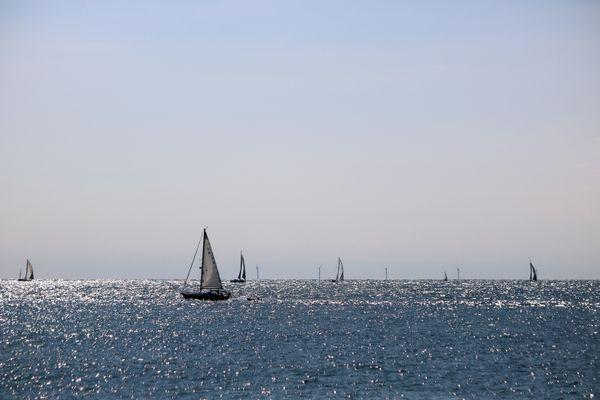 Sailboats and Wind Generators thumbnail