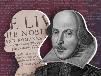 Self-educated scholar Dennis McCarthy has spent the past 15 years studying the many connections between Shakespeare and little-known translator and writer Sir Thomas North.