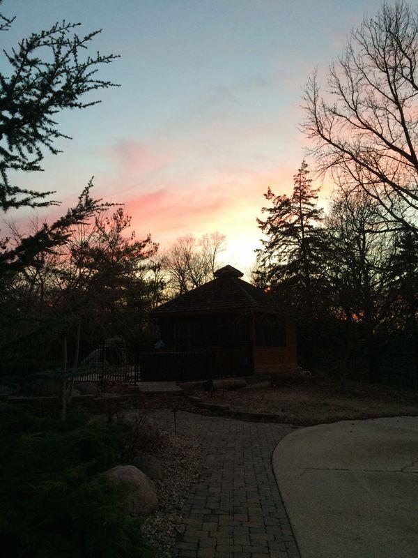 A Typical Illinois Sunset thumbnail