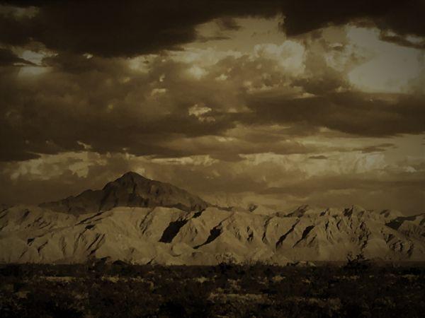 The Desert Mountains of Nevada thumbnail