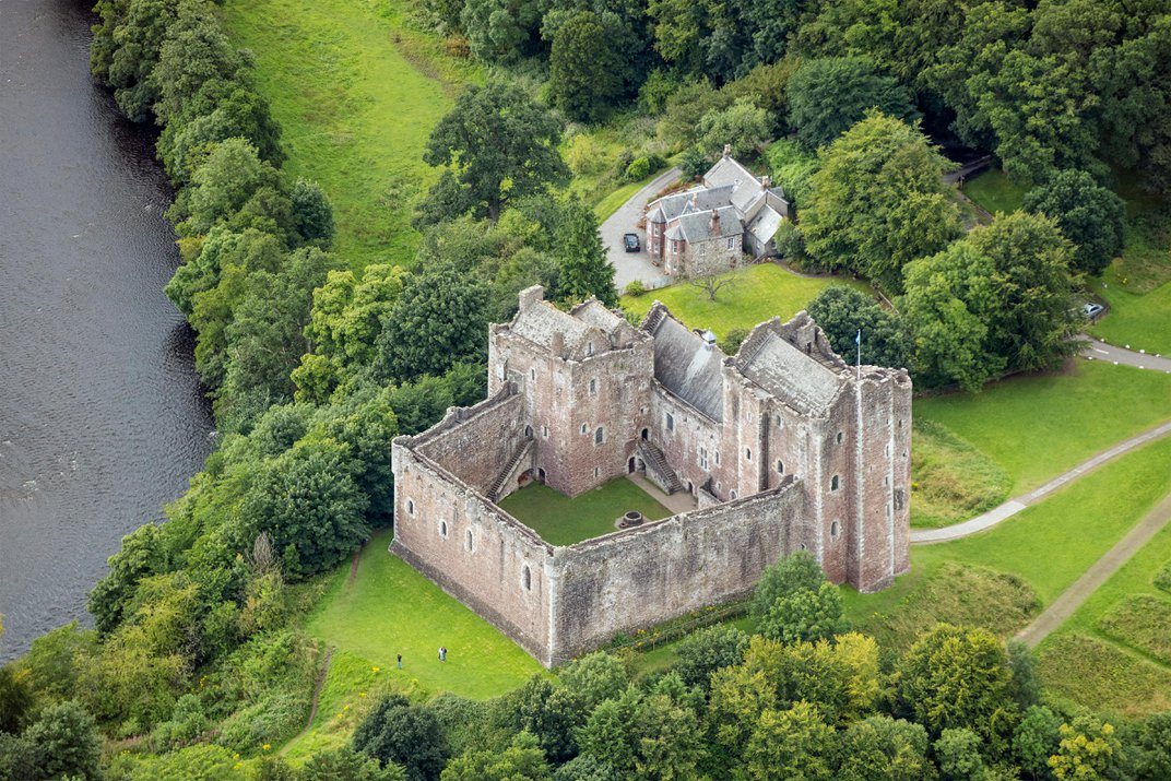 Job Hunting? How About Working at a Stunning Scottish Castle?