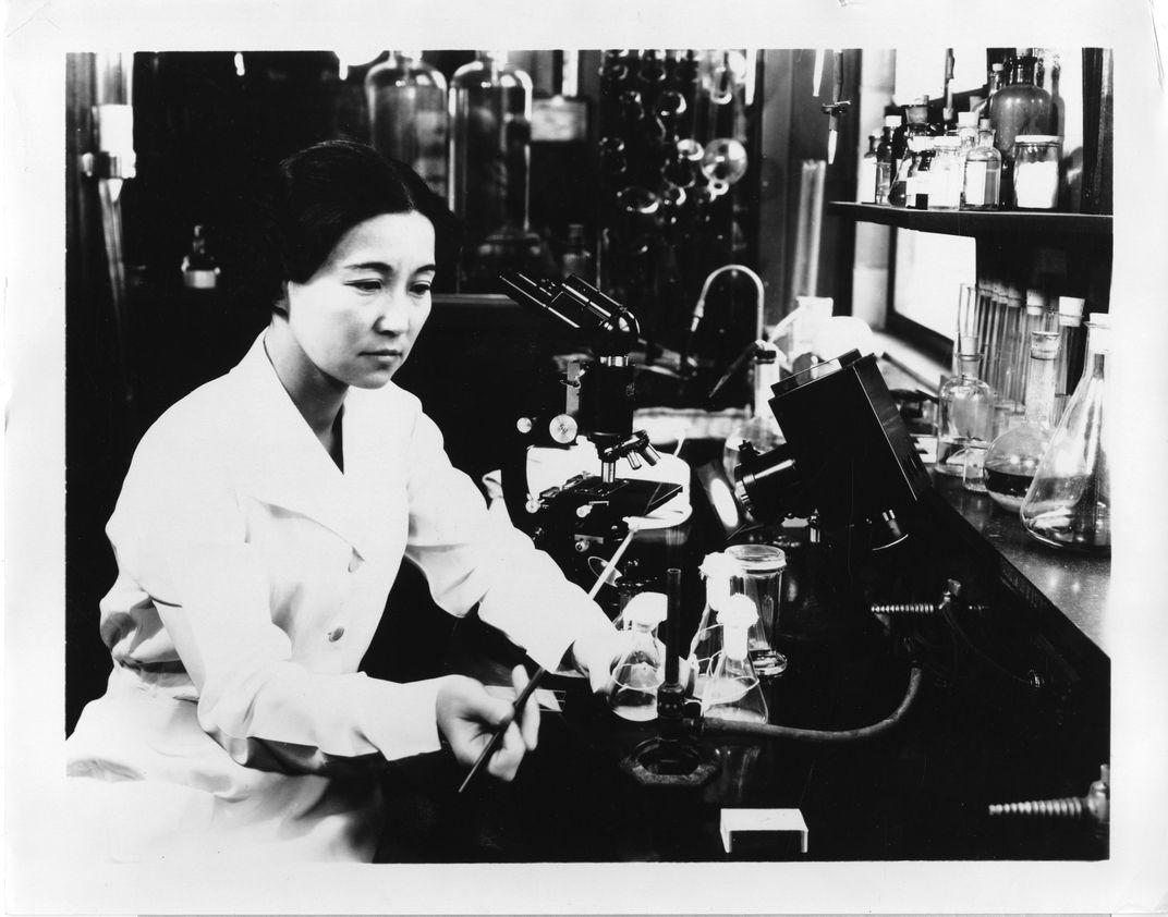 biochemist Ruby Hirose
