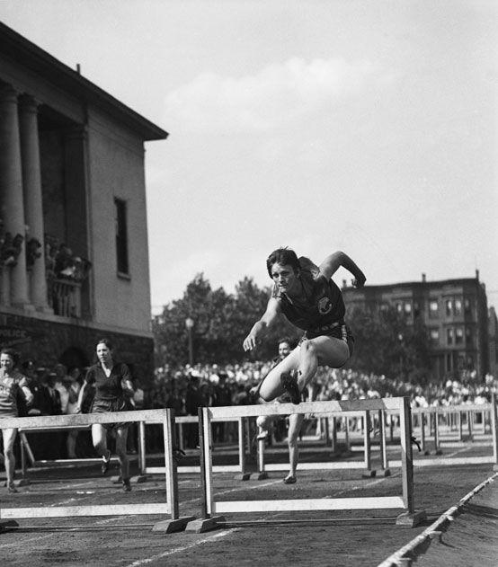 Babe Didrikson Zaharias, Track and Field