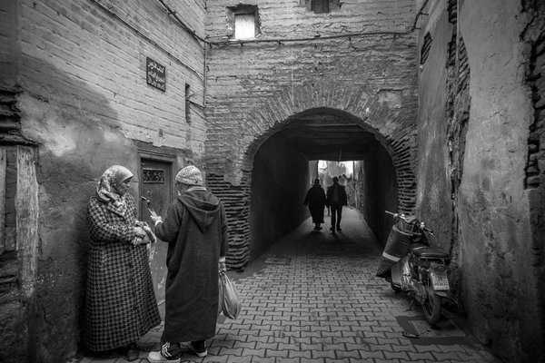 The Medina of Marrakech thumbnail