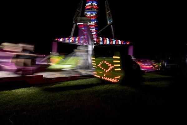 Scrambler at the County Fair thumbnail
