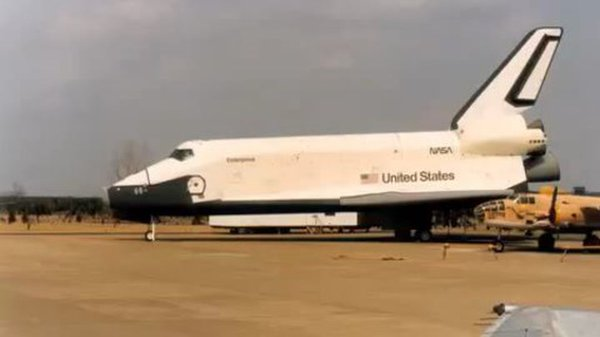 Preview thumbnail for Final Farewell to the Space Shuttle