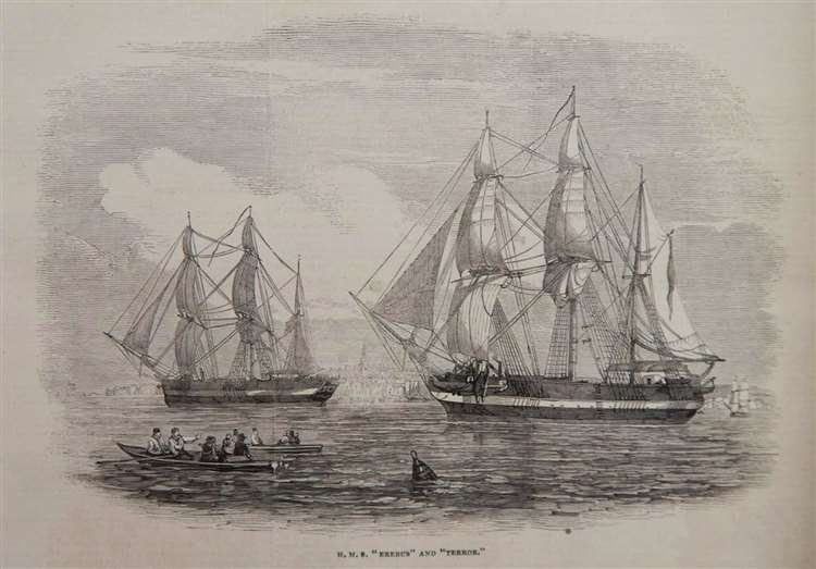 Descendant's DNA Helps Identify Remains of Doomed Franklin Expedition Engineer