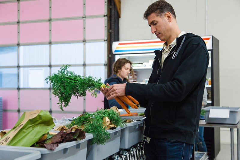 It's Like Uber, But for Farmers' Markets