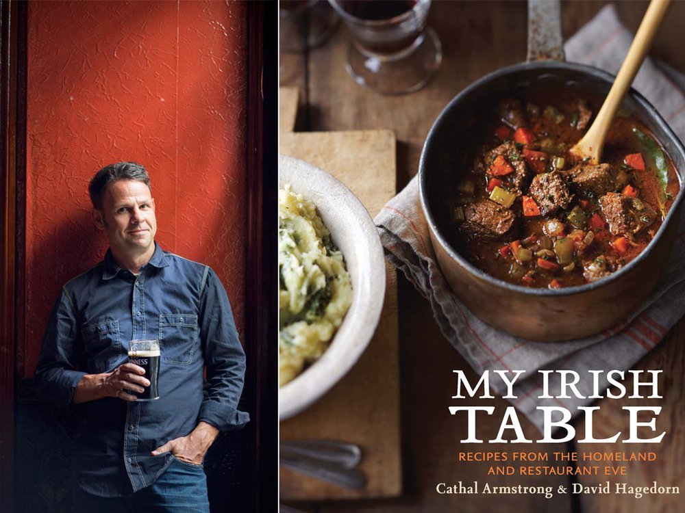 Cathal Armstrong, My Irish Table