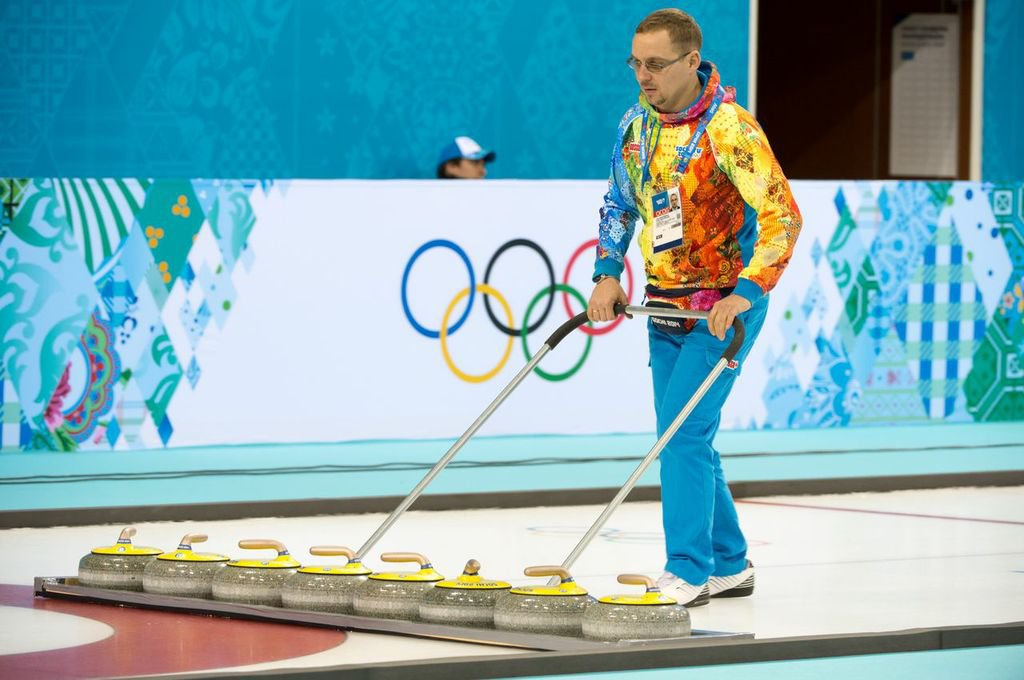Why Curling Ice is Different Than Other Ice