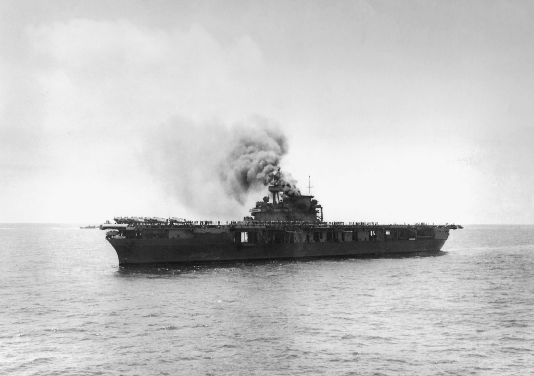 The True Story of the Battle of Midway