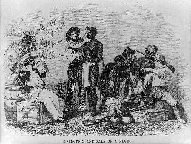 Slavery Illo