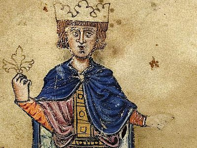 """Frederick II was the first """"modern"""" ornithologist, studying birds in detail in the 13th century to fuel his passion for falconry."""