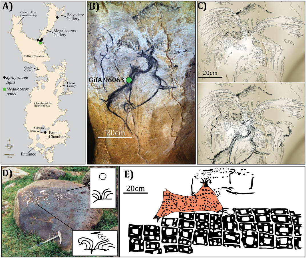 Chauvet Cave Paintings Could Depict a 37,000-Year-Old Volcanic Eruption