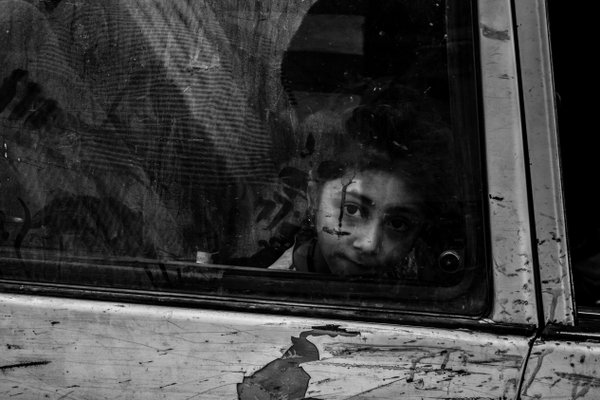 Girl across the window thumbnail