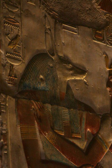 Give your future and your coin to Anubis, and you'll be spared the rigors of hard labor.