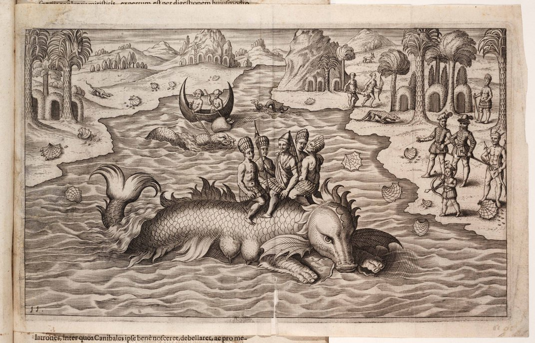 Rare Book Library Summons Tales of World's Oldest Monsters