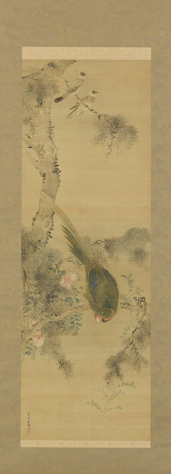 Birds and Bards: Beautiful Japanese Images from the Edo Period