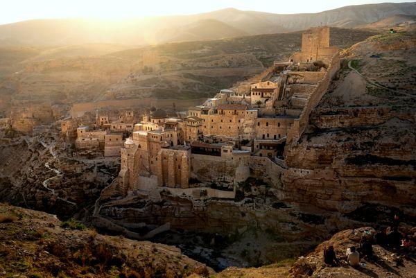 Mar Saba monastery thumbnail