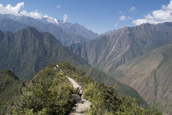 Hiking Machu Picchu Mountain thumbnail