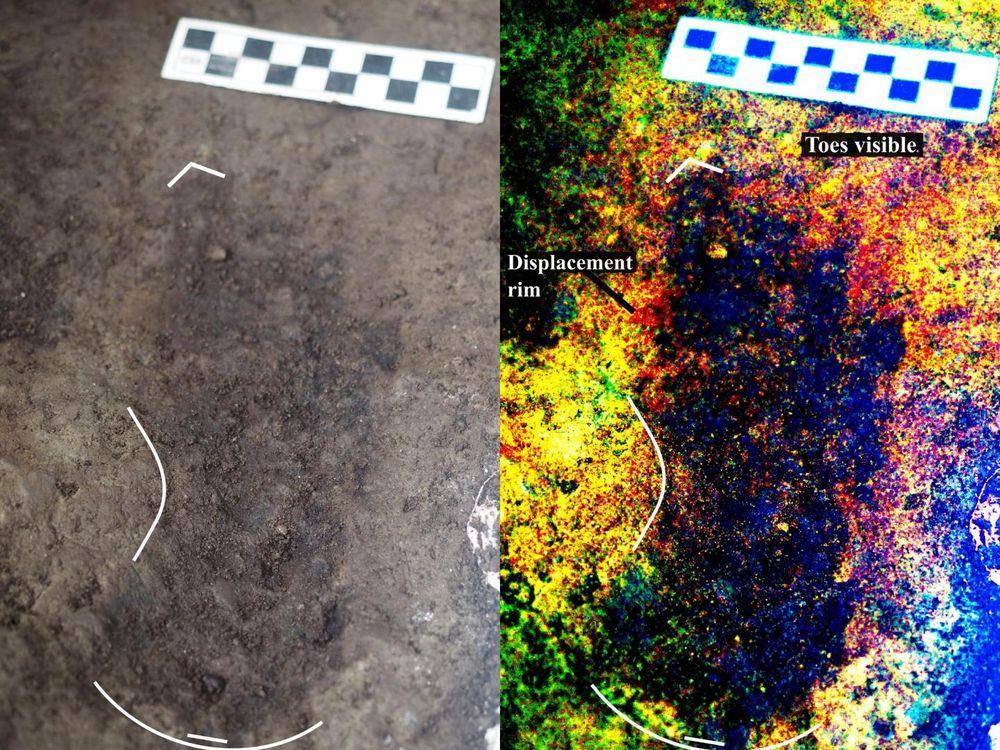footprint, north america,