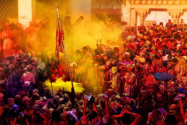 Holi Festival thumbnail