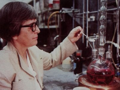 Stephanie Kwolek's initial ambition was not to be chemist at all.
