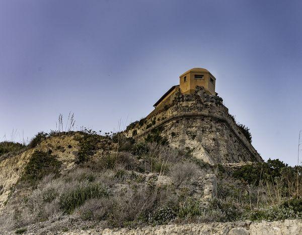 Spanish Fortress Porto Ercole thumbnail