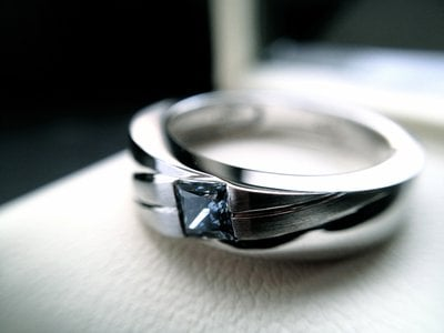 Would you want a ring made from the cremated remains of a friend or family member?