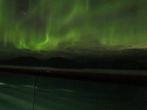 Northern Lights over Alaska thumbnail
