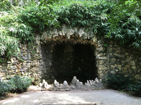 The mouth of the grotto thumbnail