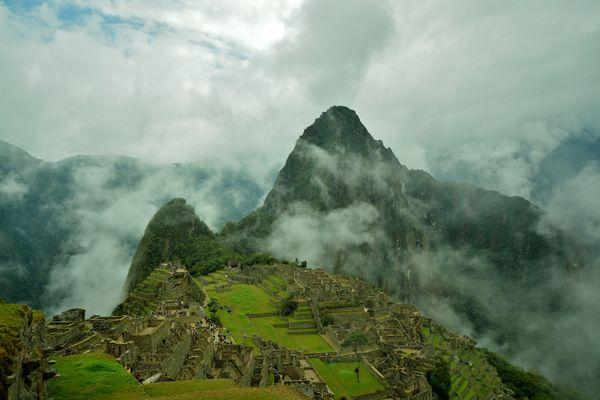 Just Machu Picchu thumbnail