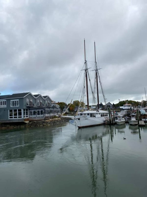 A Typical, Peaceful Day in Kennebunkport, Maine  thumbnail