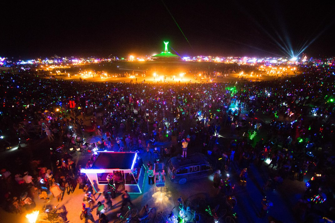 How One Museum Curator Is Bringing Burning Man Out of the Desert