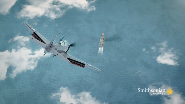 Preview thumbnail for The Terrifying Physics of WWII Dive Bombing
