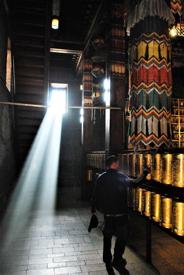 Buddhist Prayer Wheels thumbnail